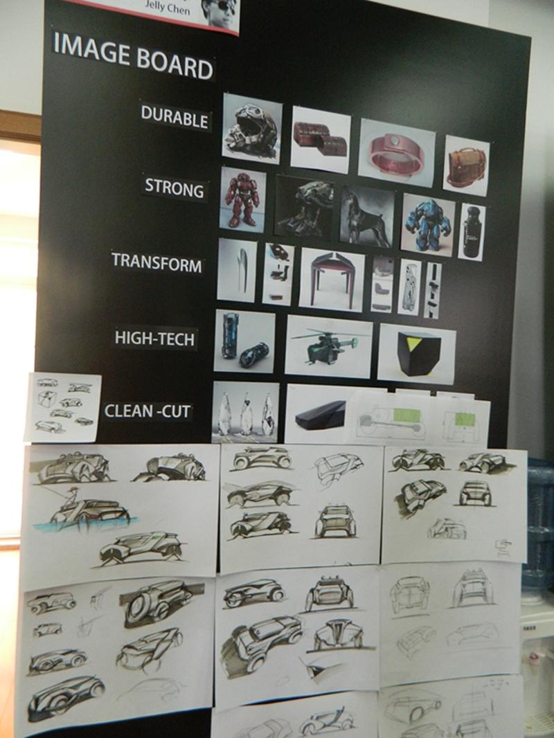 青年设计师在workshop中迸发灵感火花